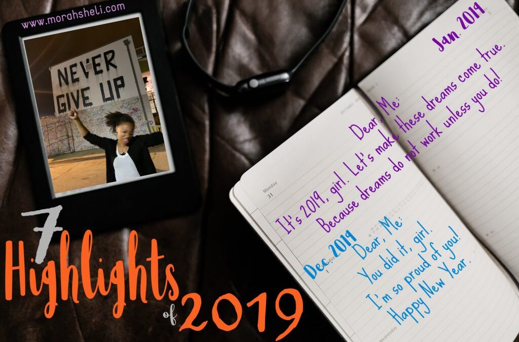 7 Highlights of 2019: Making Dreams Come True