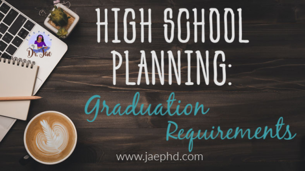 High School Planning #1: Graduation Requirements