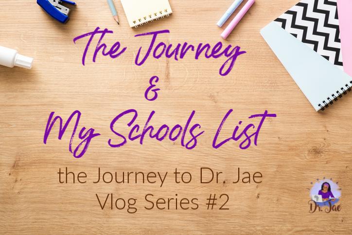 The Journey in Choosing My Schools Vlog Series #2