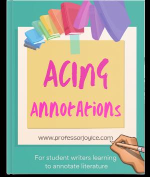 Acing Annotations